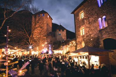 Castle Advent in Tirolo